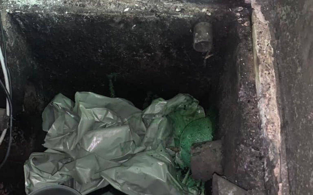 Réhabilitation d'une canalisation enterrée au château Laffite Teston - 6