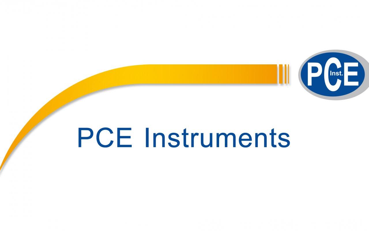 Nouveaux outils PCE Instruments !