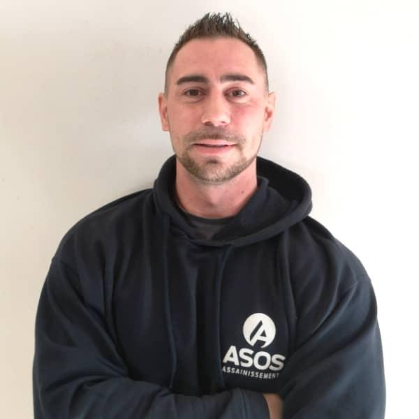 Anthony LEFEVRE - Technicien